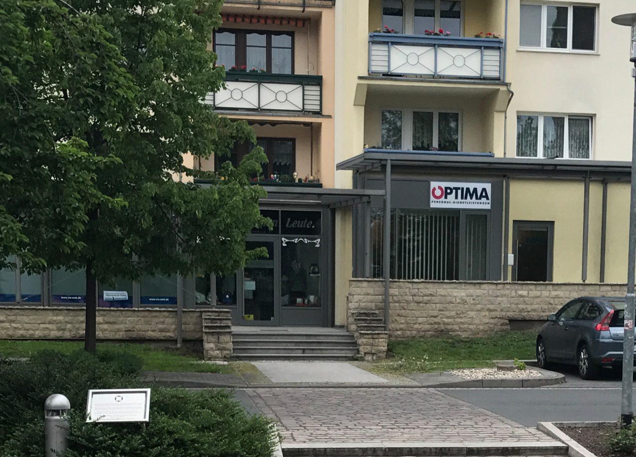 Optima Personal-Dienstleistungen Merseburg