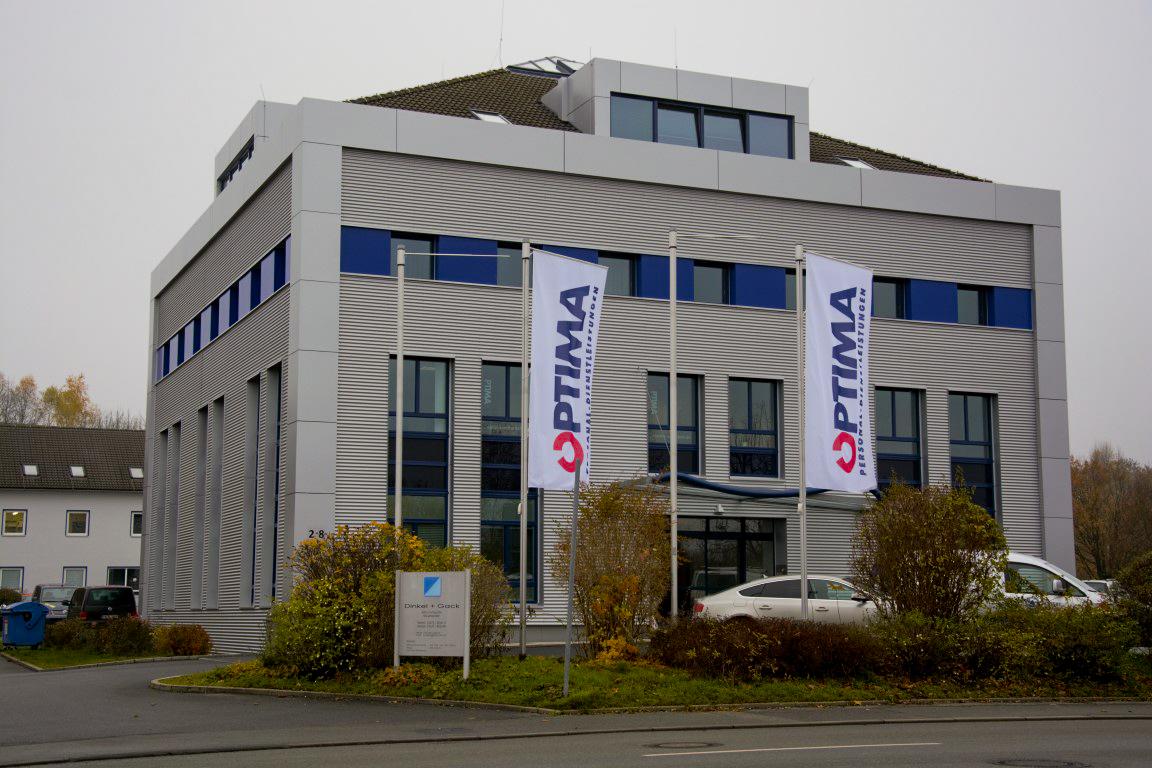Optima Persona-Dienstleistungen Sonneberg